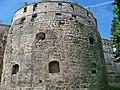Кругла вежа Бережанського замку.JPG