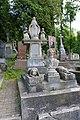 Личаківське, Пам'ятник на могилі сім'ї Івановичів.jpg