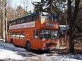 Лондонский даблдекер в Зеленогорске рядом с музеем ретроавтомобилей - panoramio.jpg