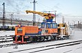 МПТ4-255, Russia, Moscow region, Elektrostal station (Trainpix 215397).jpg