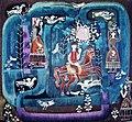 Мара Йосифова, стенен килим Пролетен празник.jpg