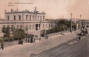 28 May Street - Image: Михайловское училище
