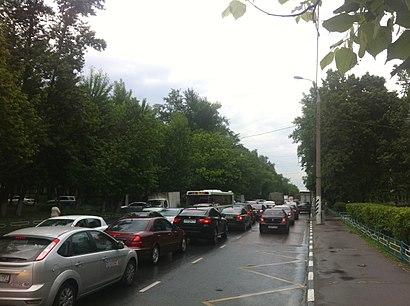Как доехать до Нагорная Улица на общественном транспорте