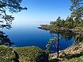 Остров, Валаам, скалистый берег, бухта, природа, Ладога.jpg