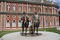 Памятник архитекторам В.И. Баженову и М.Ф. Казакову - Monument to architects V.I.Bazhenov and M.F.Kazakov - panoramio.jpg