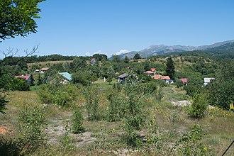 Lokov - Panoramic view of the village