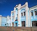 Ртищево Здание железнодорожного вокзала 25 сентября 2017 03.jpg
