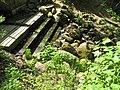 Сергиевка. Мост-плотина в овраге западнее дворца 03.jpg