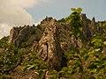 Скални форми - каньон р.Шегава.JPG