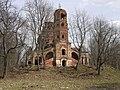 Тихвинская церковь, село Высокое, Новодугинский район, Смоленская область.JPG