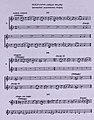 Яйли (ноты) - различные варианты, записанные Комитасом.jpg