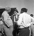 ביקור נשיא ההסתדרות הציונית חיים וייצמן משמאל ציזלינג הפטר (עם הגב) btm14242.jpeg