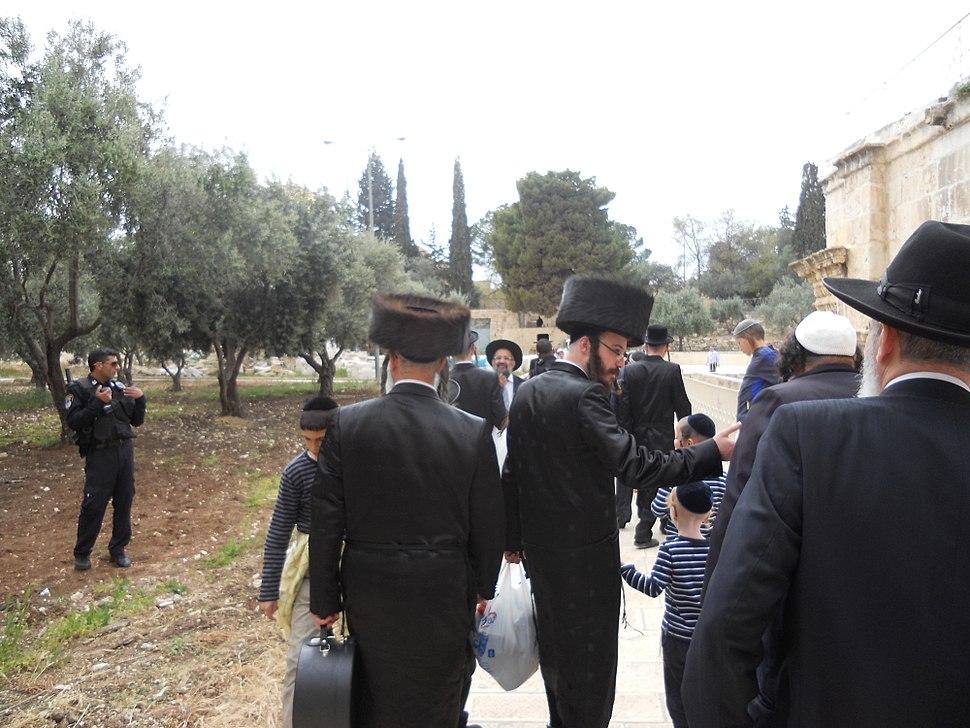 הר הבית עלית יהודים