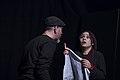 تئاتر باغ وحش شیشه ای به کارگردانی محمد حسینی در قم به روی صحنه رفت - عکاس- مصطفی معراجی 17.jpg