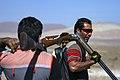 مسابقات تیر اندازی به اهداف پروازی در شهر فرودگاهی قم Shooting sports- Iran - Qom 11.jpg