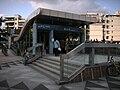台北捷運海山站2號出口 20080511.jpg
