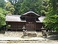 吉野町山口 吉野山口神社拝殿 2011.6.06 - panoramio.jpg