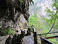 四川 广安-大 峡谷-天梯洞口 - panoramio.jpg