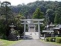 宇波西神社 - panoramio.jpg