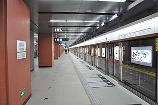 Line 6 (Beijing Subway) Railway line of Beijing Subway