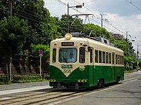 阪堺電車モ501形505号「金太郎塗装」.jpg