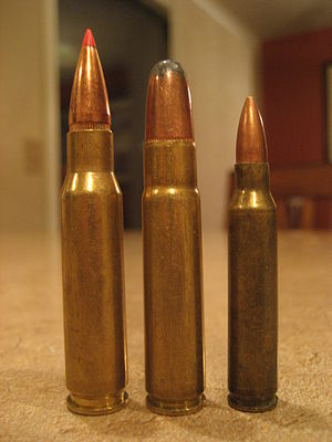 .35 Remington - Image: .35 Remington