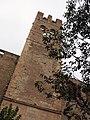 013 Torre de l'església vella, des de la pl. Joan Miró (Mont-roig del Camp).jpg