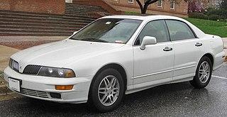 Mitsubishi Diamante Motor vehicle