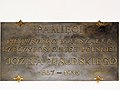 021212 Commemorative plaque of Holy Trinity Church in Warsaw (Lutheran) - 02.jpg