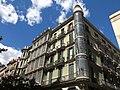 056 Cases Salvador Andreu, c. Gran de Gràcia 74-76 - trav. de Gràcia 121 (Barcelona).jpg