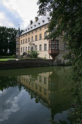 Wachtberg - The water castle Adendorf