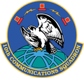 10 Communications Squadron emblem.png