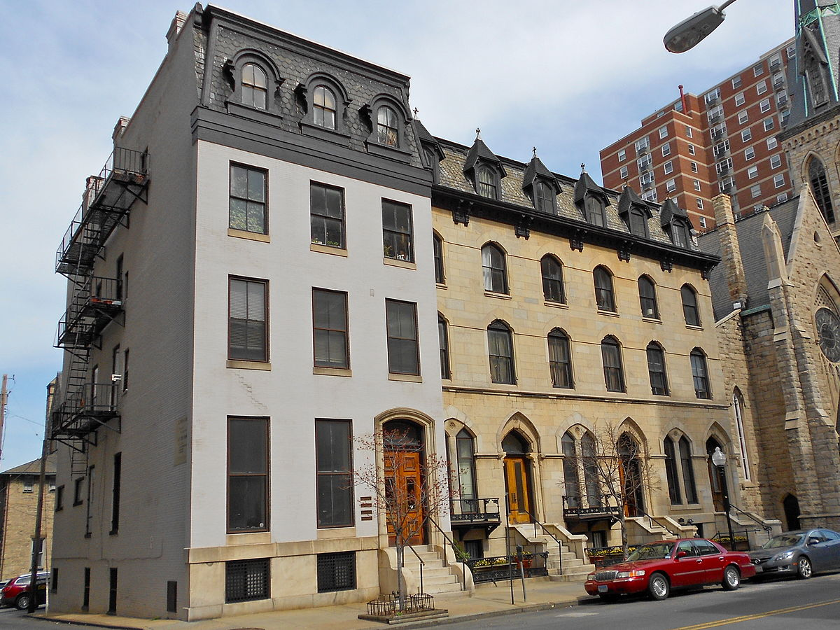 buildings at 10 12 14 and 16 east chase street wikipedia. Black Bedroom Furniture Sets. Home Design Ideas