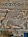 11th century Panchalingeshwara temples group, Kalyani Chalukya, Sedam Karnataka India - 68.jpg