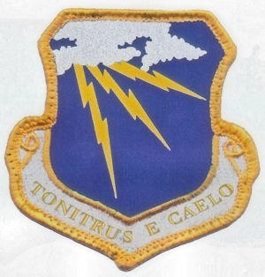 137th Operations Group - Image: 137th Fighter Bomber Wing 1952 Emblem