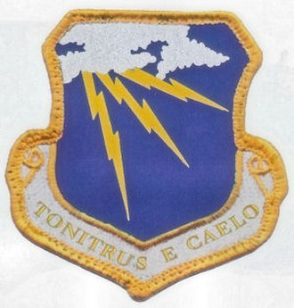 137th Special Operations Wing - Image: 137th Fighter Bomber Wing 1952 Emblem