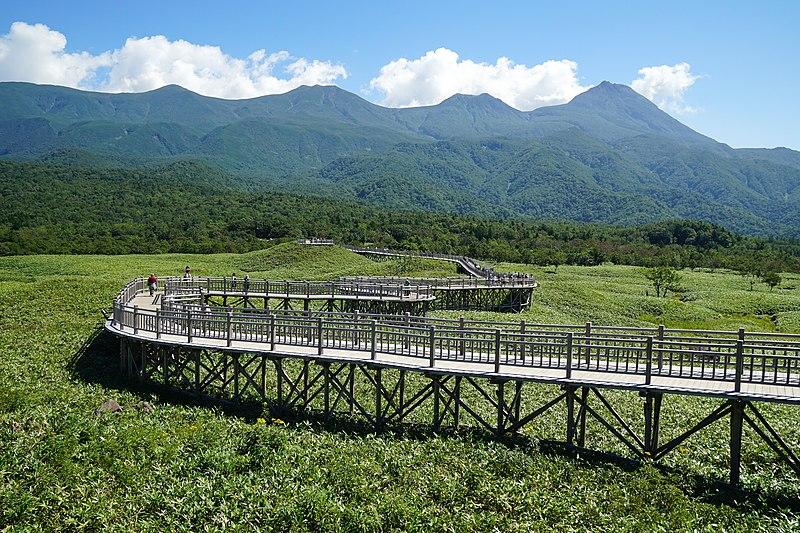 File:140829 At Shiretoko Goko Lakes Hokkaido Japan09s3.jpg