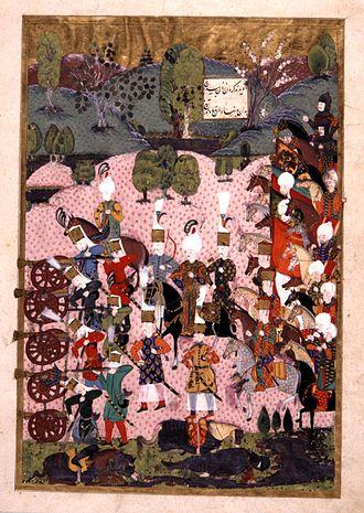 Gazi Husrev-beg - Gazi Husrev-beg served during the Battle of Mohács.