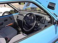 155 - 1993 blue Rover Metro Quest, interior.jpg