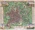 1721 John Senex Map of Rome - Geographicus - Rome-sennex-1721.jpg