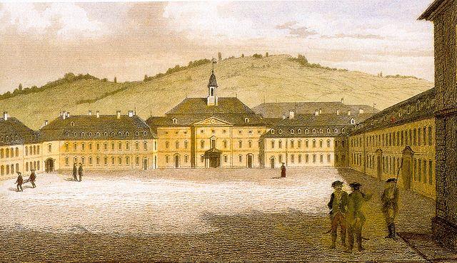 Высшая школа Карла, Штутгарт