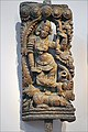 17th to 18th-century goddess Ganga sculpture, Musée Rodin, Paris.jpg