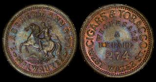 Civil War token - Wikipedia