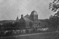 1891 Lincoln public library Massachusetts.png