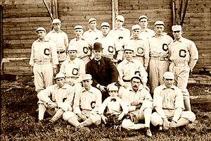 1901 Chicago White Stockings season - The 1901 Chicago White Stockings