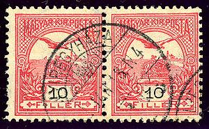 1901 Nyiregyhaza 10f U-Gr