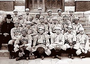 1903 Detroit Tigers season - The 1903 Detroit Tigers