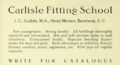 1910 Advertisement for Carlisle Fitting School.png