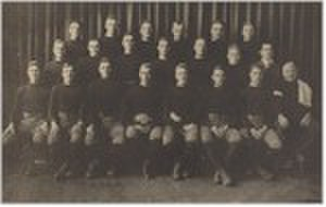 1917 Nebraska Cornhuskers football team - Image: 1917 Nebraska Cornhuskers football team