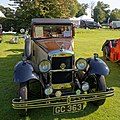 1929 Singer Six at Capel Manor, Enfield, London, England 2.jpg